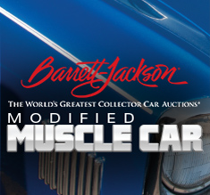 Barrett-Jackson® Modified Muscle Car