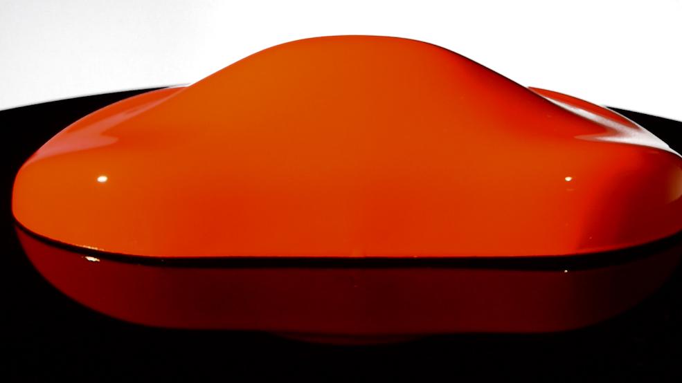 Camaro Hugger Orange Paint Code